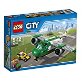 レゴ シティ 貨物飛行機 60101