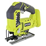 Ryobi 18 Volt Cordless Lithium Variable Speed Jig Saw - P523 (Bulk Packaged)(Tool Only)