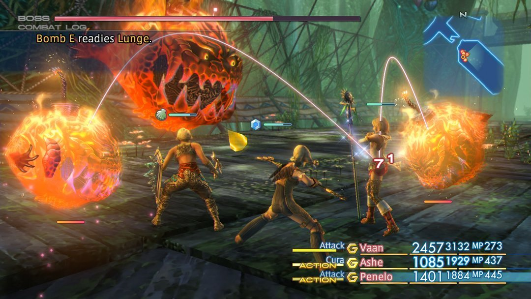 Final Fantasy XII: The Zodiac Age Announced For PS4 3