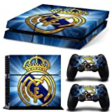 GoldenDeal PS4 Console and DualShock 4 Controller Skin Set - Soccer Sport - PlayStation 4 Vinyl
