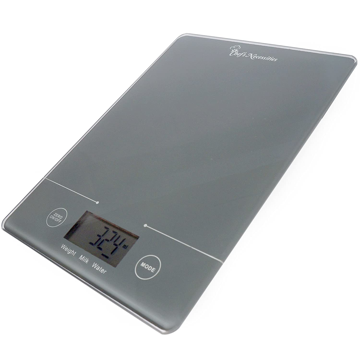 necessities slim digital kitchen food scale best digital scales