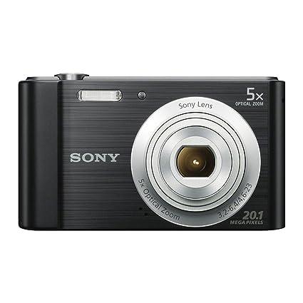 Sony DSC-W800 Appareil Photo Numérique Compact zoom 5 x Noir