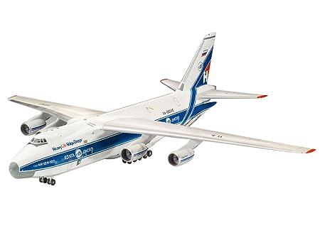 Revell - Maquette - Antonov An-124  Ruslan - Echelle 1:144