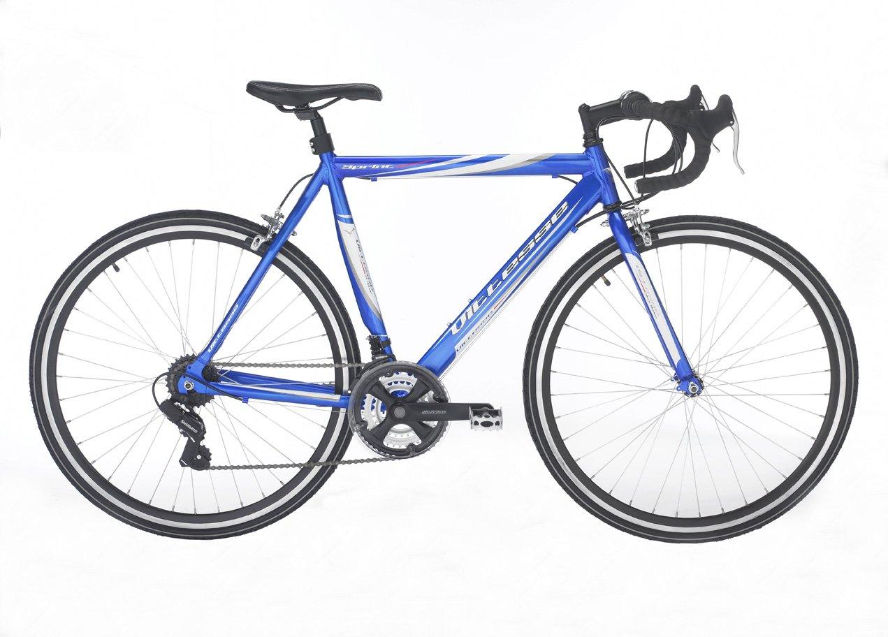 Bicicleta de carreras de 22,5pulgadas Tamaño S