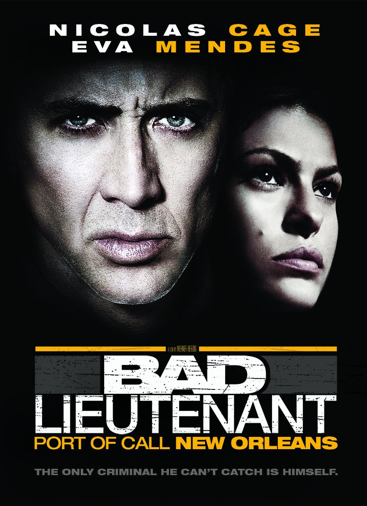 Bad Lieutenant: Port of Call New Orleans Cover