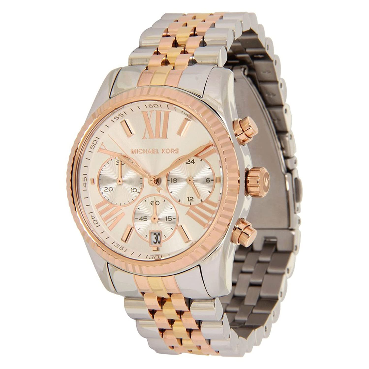 Michael Kors Damen-Armbanduhr Lexington
