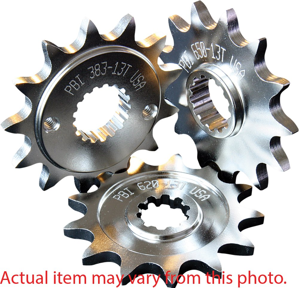PBI Steel Front Sprocket - 14T , Sprocket Teeth: 14, Sprocket Position: Front, Color: Natural, Material: Steel, Sprocket Size: 428 332-14 2017 new arrival teeth model replace teeth whole set 28 pcs spare teeth teaching model learning model