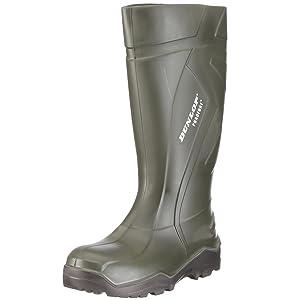 Dunlop S1 Gummistiefel Purofort plus DUD760943 Herren Stiefel  Schuhe & HandtaschenKritiken und weitere Informationen