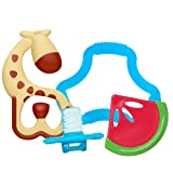 Dr. Brown's Teether Set of 4 (Color: Brown)