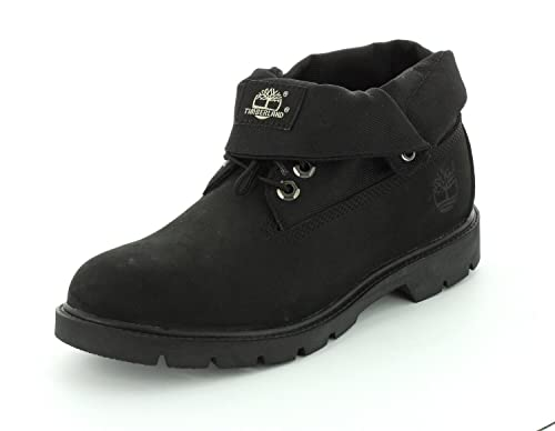 timberland rolltop boots