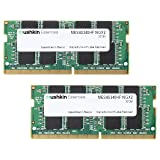 Mushkin Essentials – DDR4 Laptop DRAM – 32GB (2x16GB) SODIMM Memory Kit – 2400MHz (PC4-19200) CL-17 – 260-pin 1.2V Notebook RAM – Dual-Channel – Low-Voltage – (MES4S240HF16GX2) (Color: Green and Black, Tamaño: 32GB)