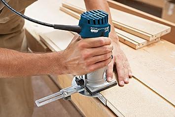 Bosch Professional Plaquette porte-outils 1 600 60A 102 adaptée pour GKF 600