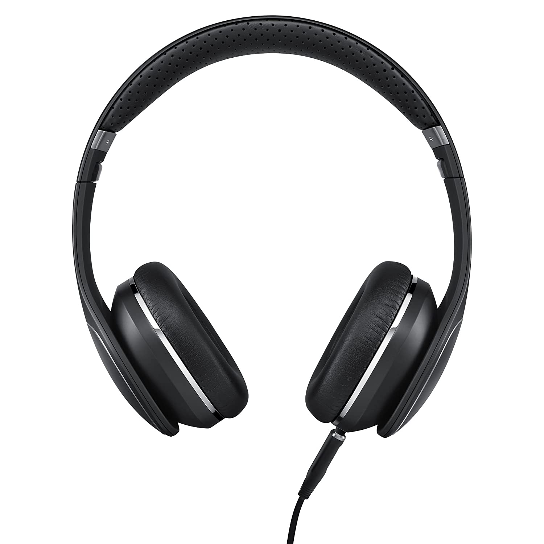 Samsung LEVEL-On Premium Stereo Headphones for Smartphones - Retail Packaging - Black