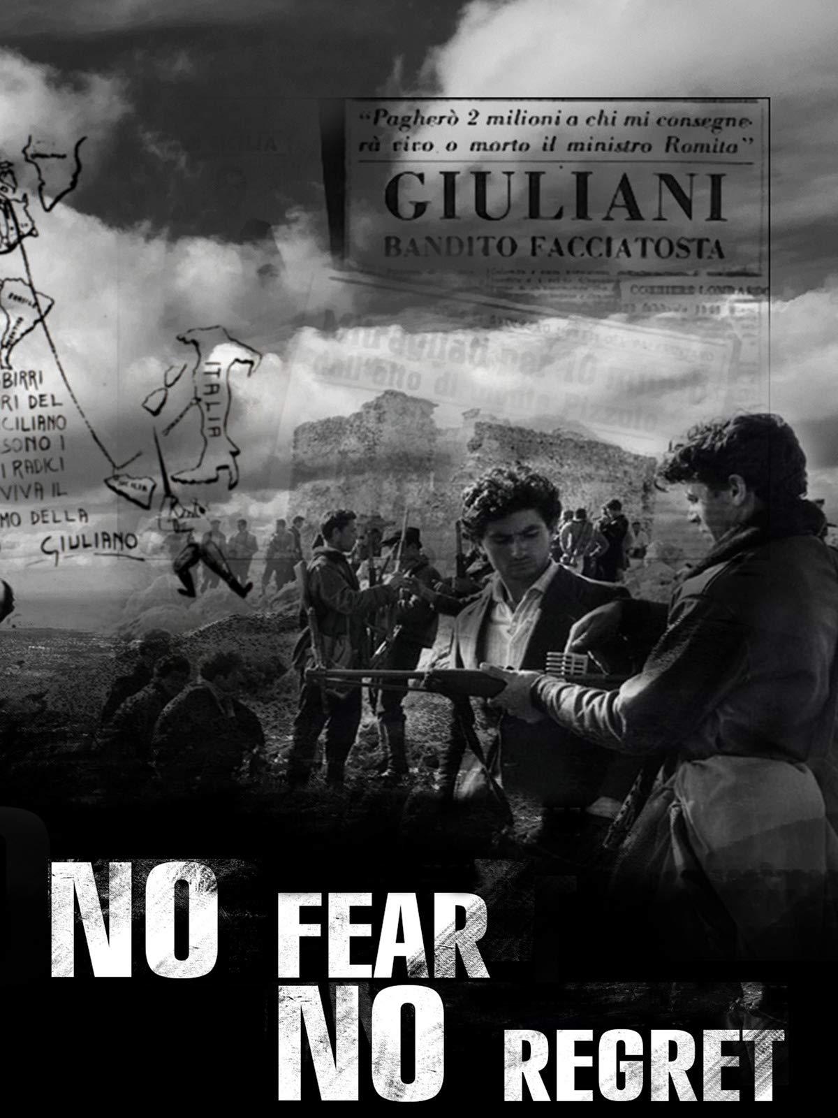 No Fear, No Regret on Amazon Prime Video UK