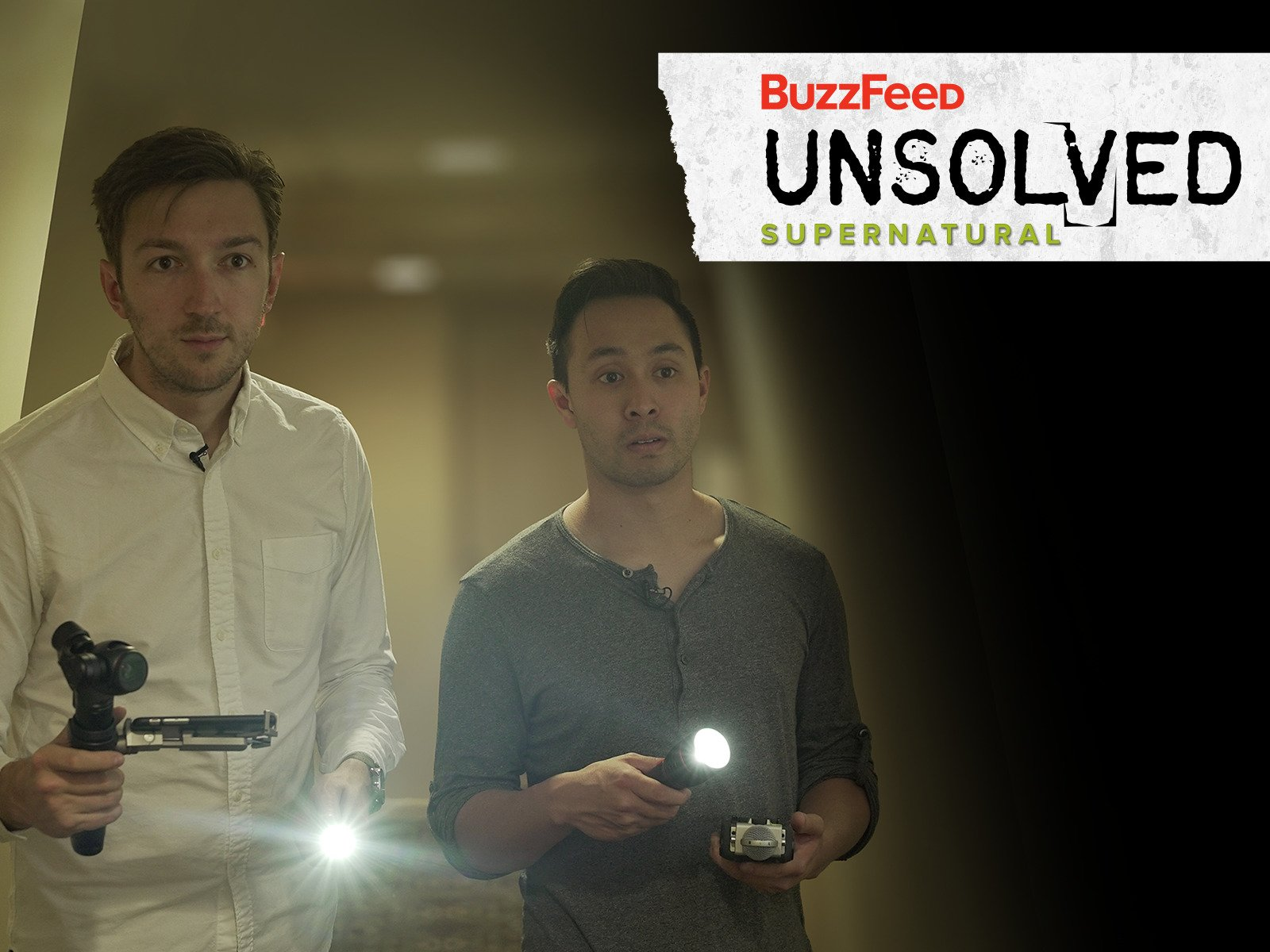 BuzzFeed Unsolved: True Crime on Amazon Prime Video UK