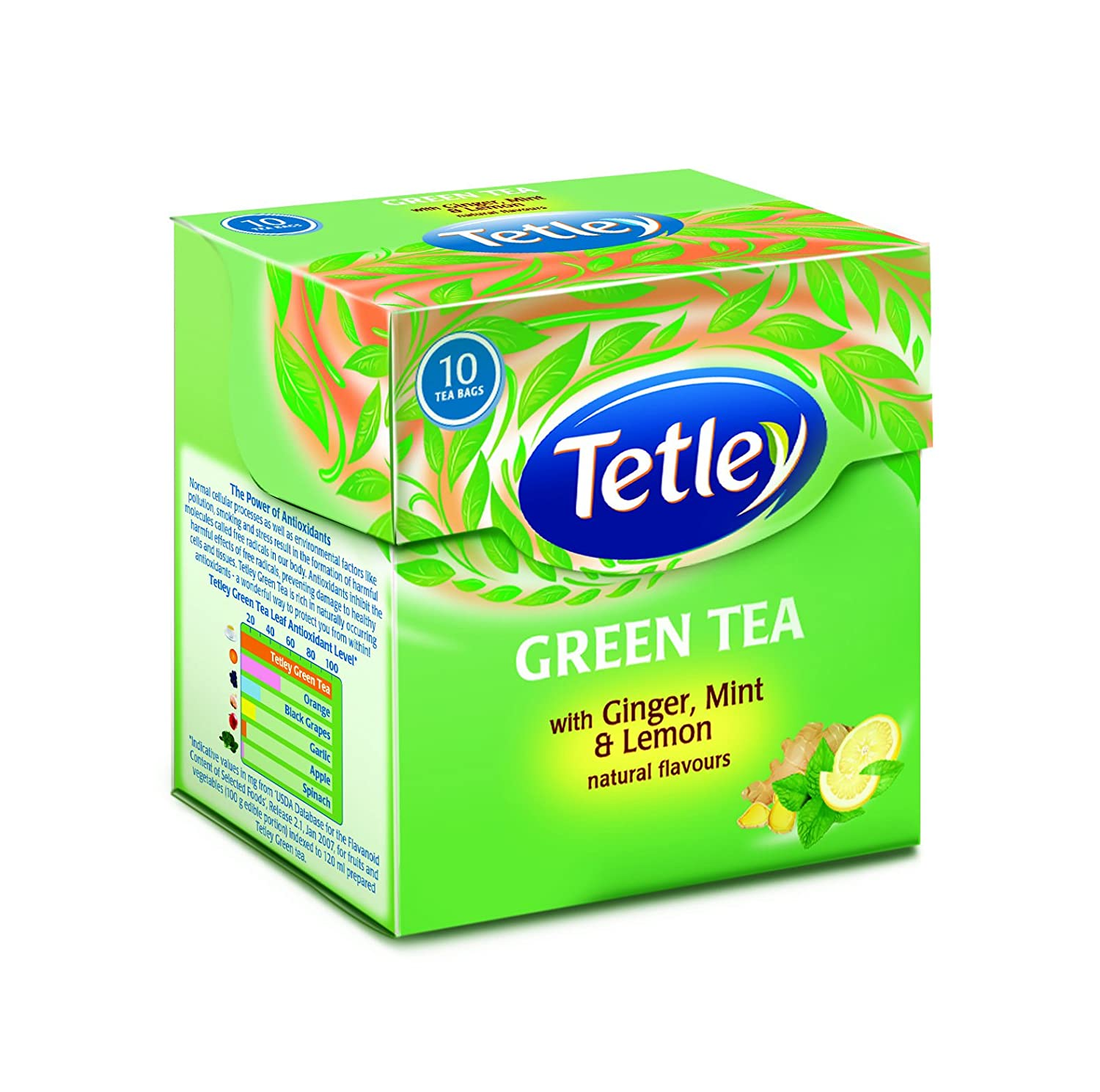 tetley tea Tetley makes it better tm providing you a full line of hot, iced, green, herbal, specialty and iced tea concentrate products to better serve your customers.