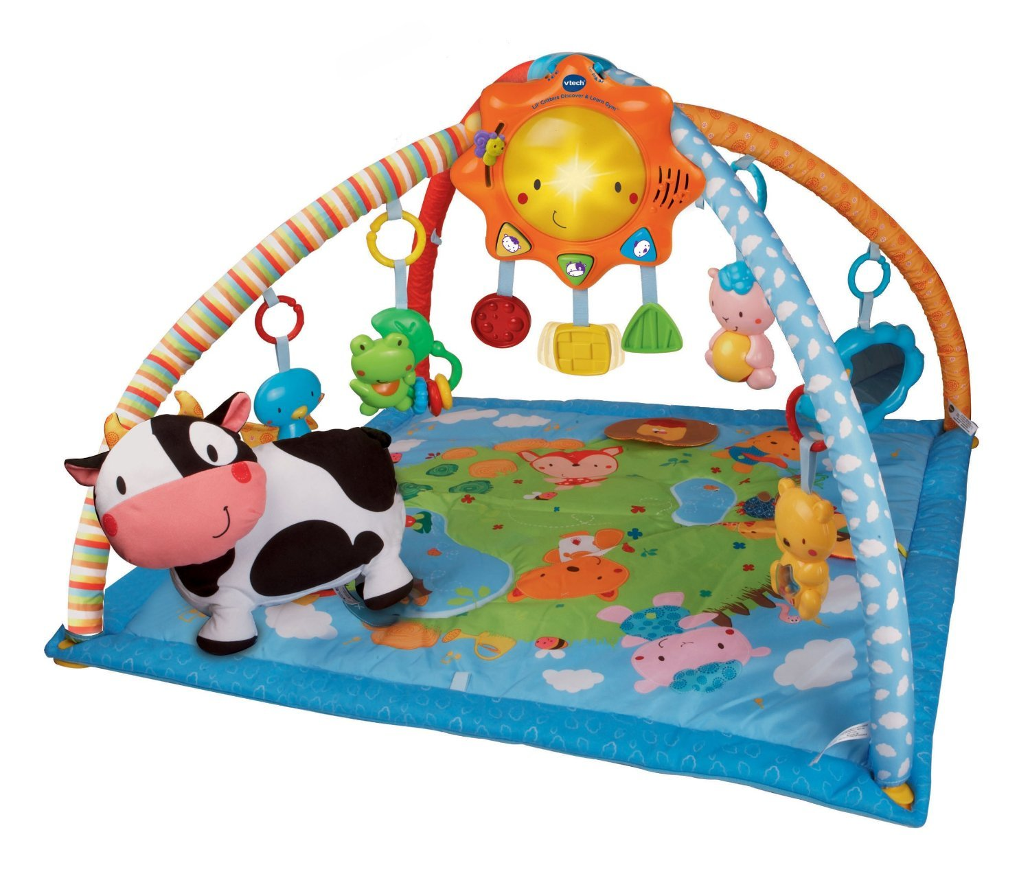 Vtech Lil Critters Discover and Learn Gym