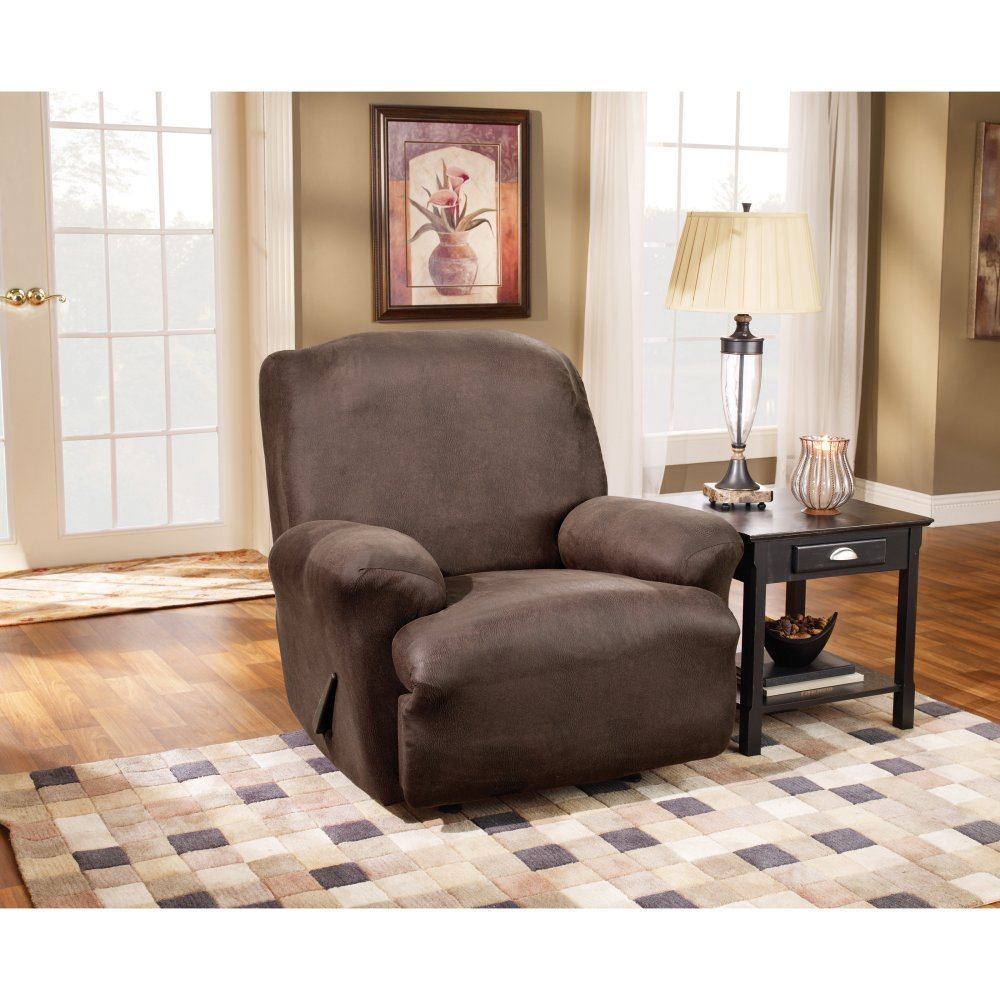 Amazon.com: Armchair Slipcovers: Home & Kitchen