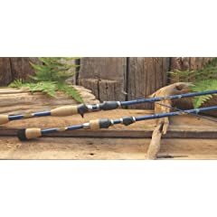 St. Croix Legend Tournament Bass Casting Rod TBC710HM