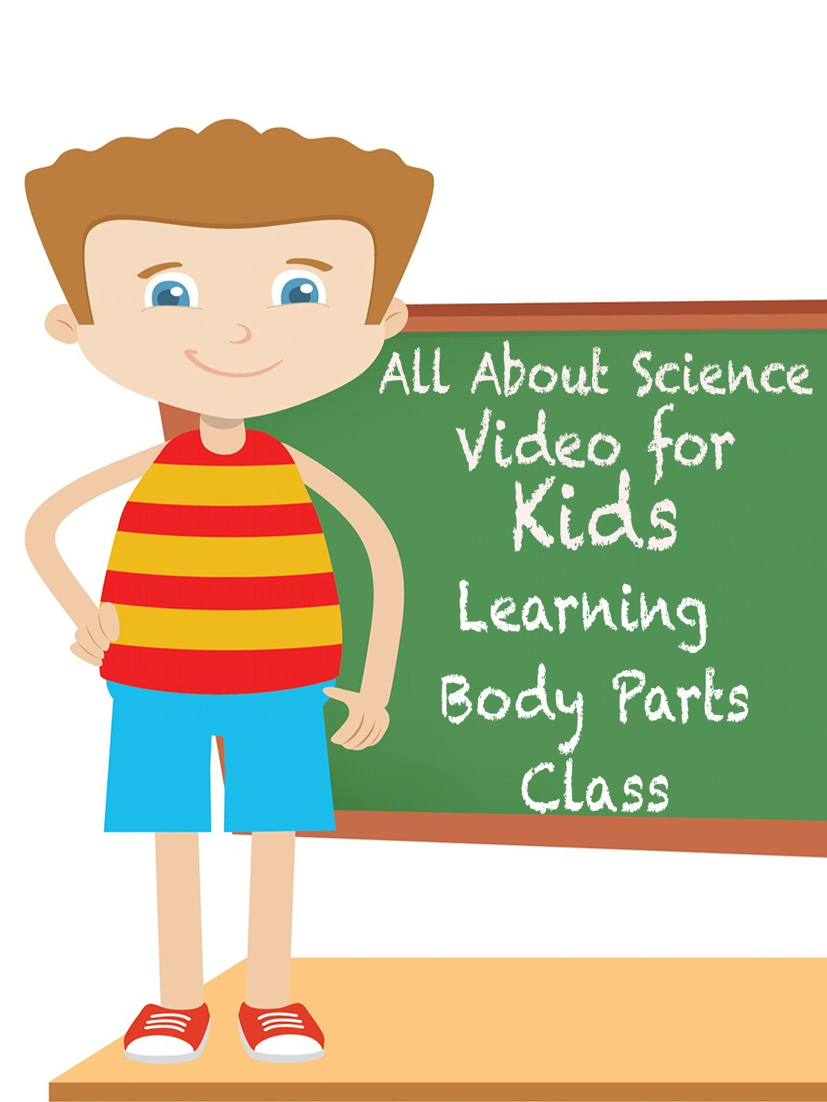 All About Science Video for Kids Learning Body Parts Class