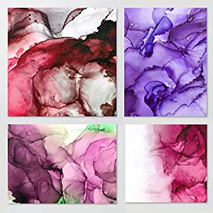 Alcohol Ink Paper 25 Sheets, Synthetic Paper Heavy Weight Ink and Watercolor Paper A4 8.3x11.7 Inches (210x297mm), 300gsm, Extra Smooth, for Watercolor, Alcohol Ink,10 Alcohol Ink Blending Tools (Tamaño: 1 Pack (25 Sheets))