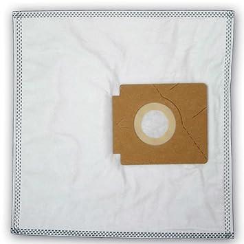 Staubsaugerbeutel passend für Clatronic Staubfilterbeutel BS 1207 Microvlies
