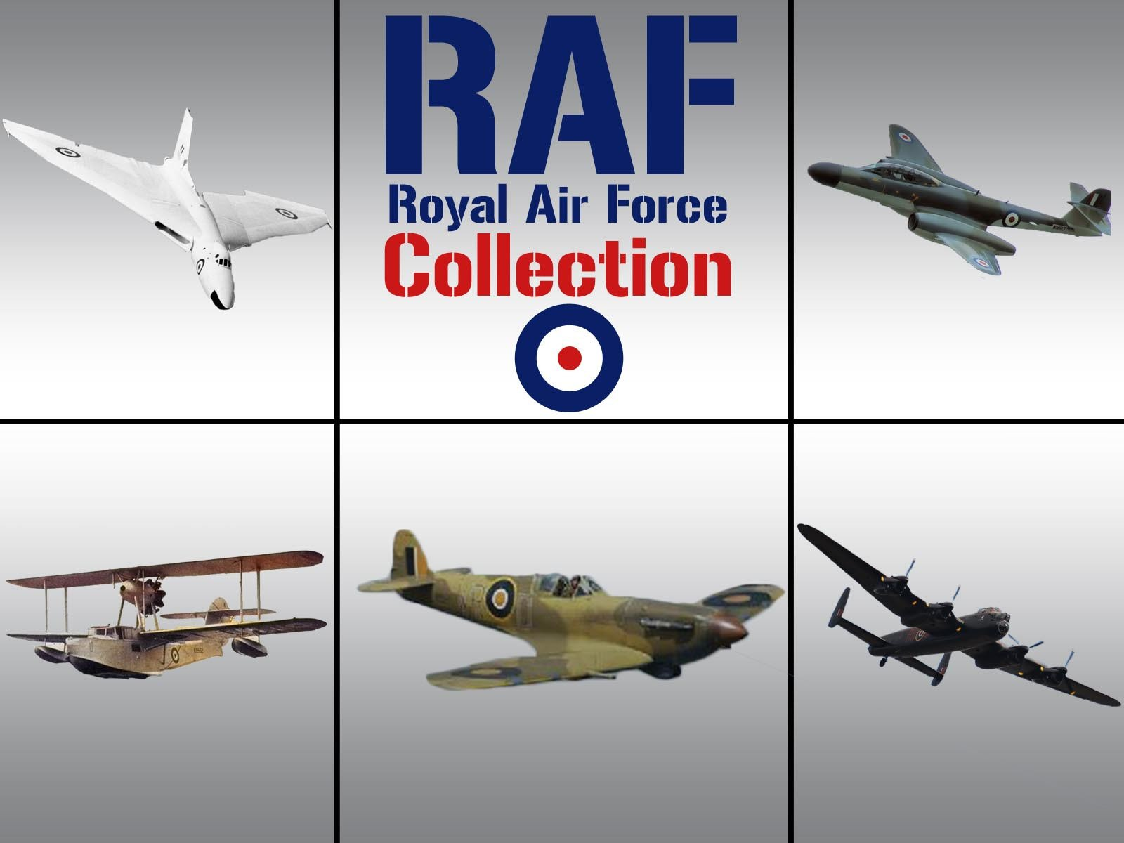 RAF: Royal Air Force Collection - Season 1