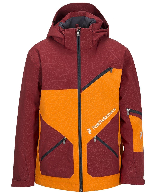 Peak Performance Junior Pop Jacket pattern
