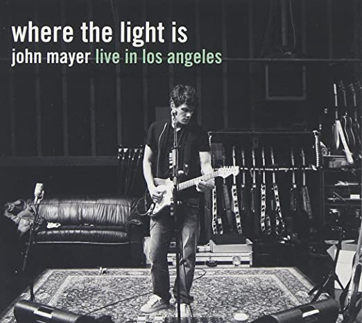 Where The Light Is : Live In Los Angeles