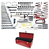 URREA 98101 Mechanical Maintenance Set (Color: Red)