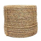 1/2-inch Manila Rope - 50 Feet