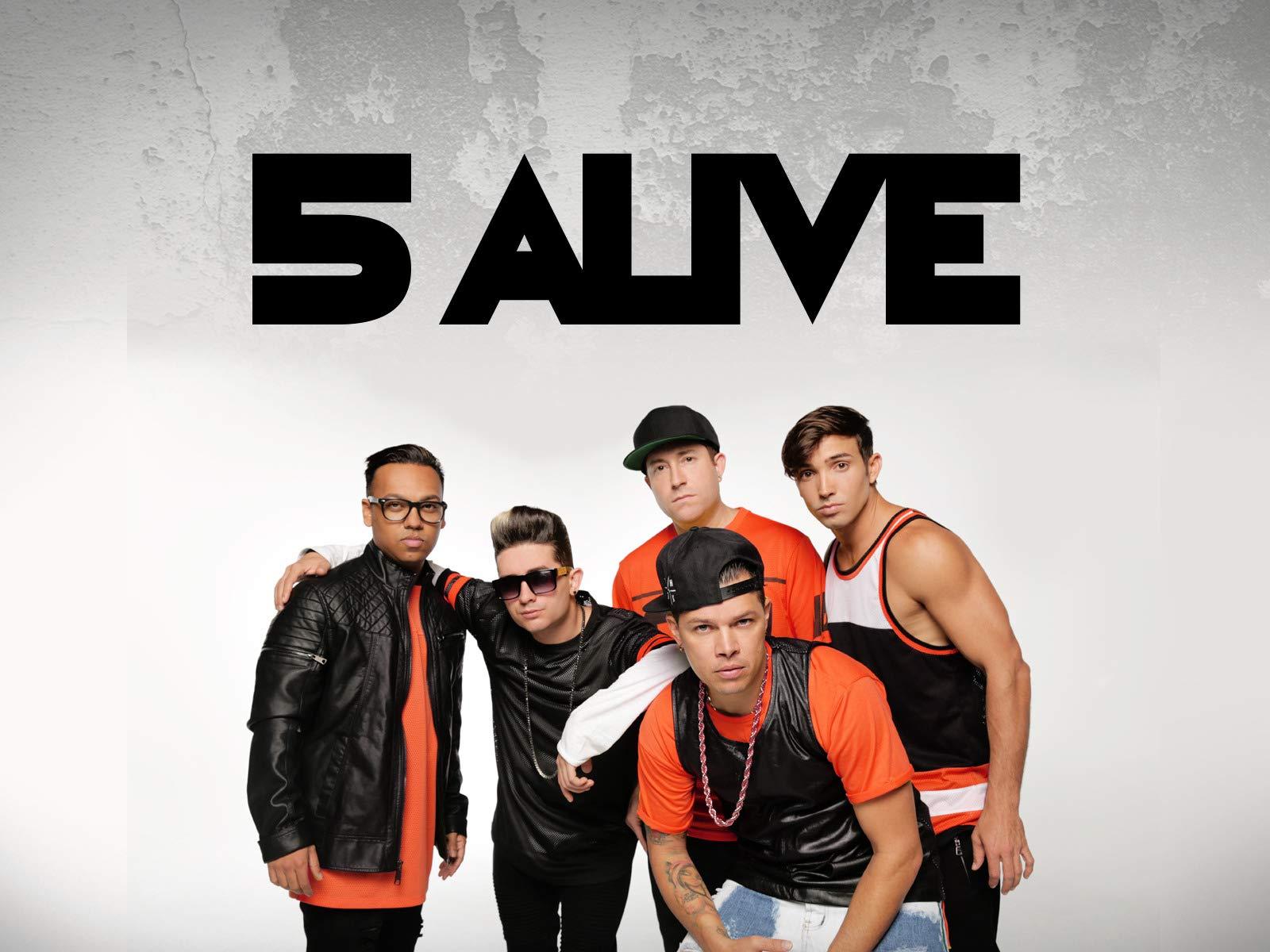 5 Alive - Season 1