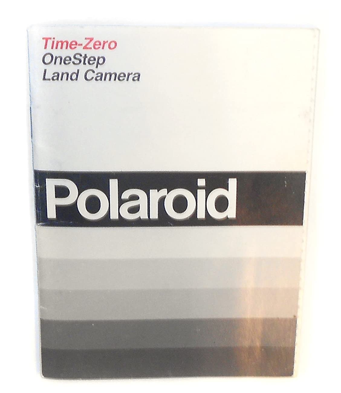 Vintage Polaroid Time-Zero OneStep SX-70 Land Camera 1