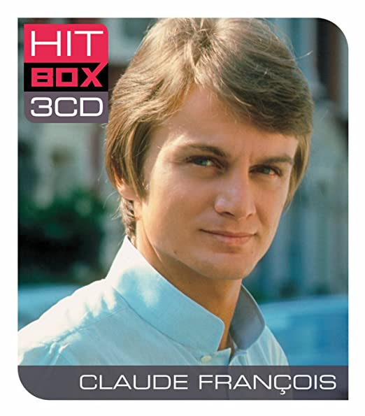 Hit Box Claude François 3CD