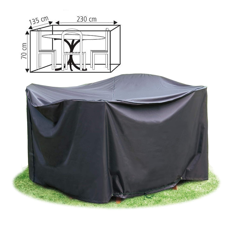 Schutzhülle für Gartengarnitur 230 x 135 x 70 cm Sitzgruppe rechteckig online kaufen