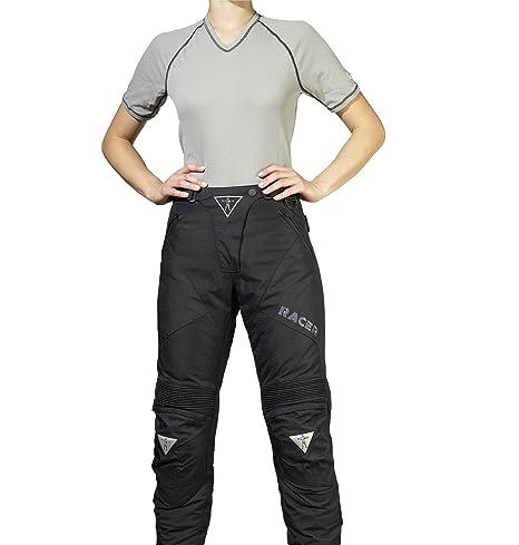 Racer Adventure Plus 1530 Femme-Textile-Pantalon Noir
