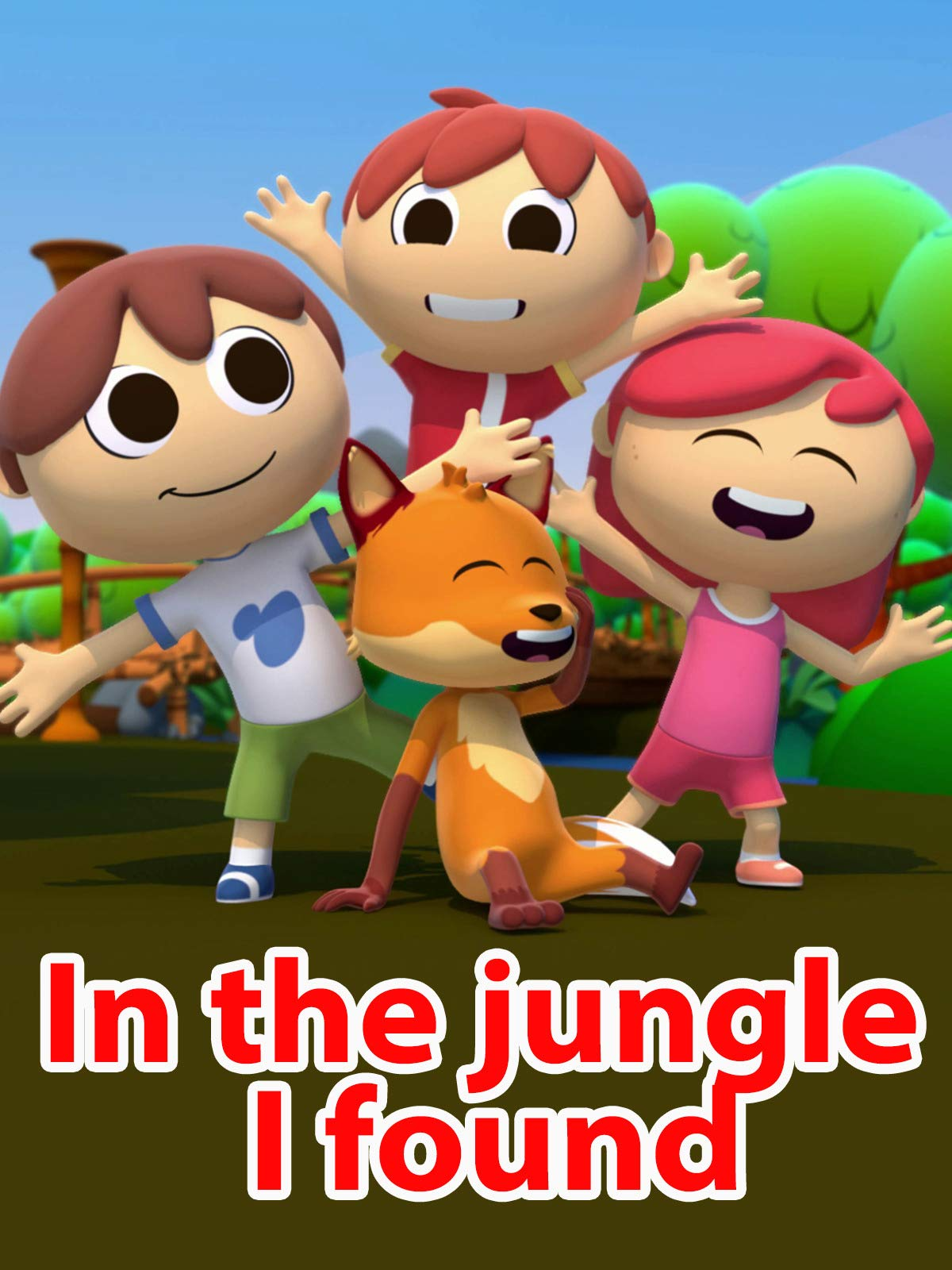 In the jungle I found on Amazon Prime Video UK