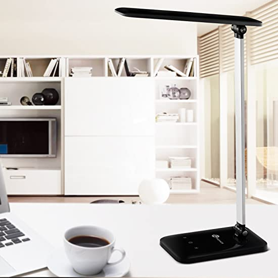 TaoTronics Dimmable Flexible Desk Lamp