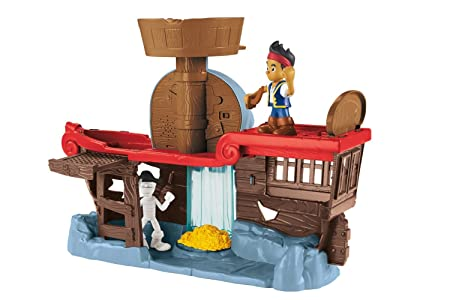 Disney Jake and the Never Land Pirates Jake's Battle at Shipwreck Falls - Sounds Only: Amazon.ca: Baby