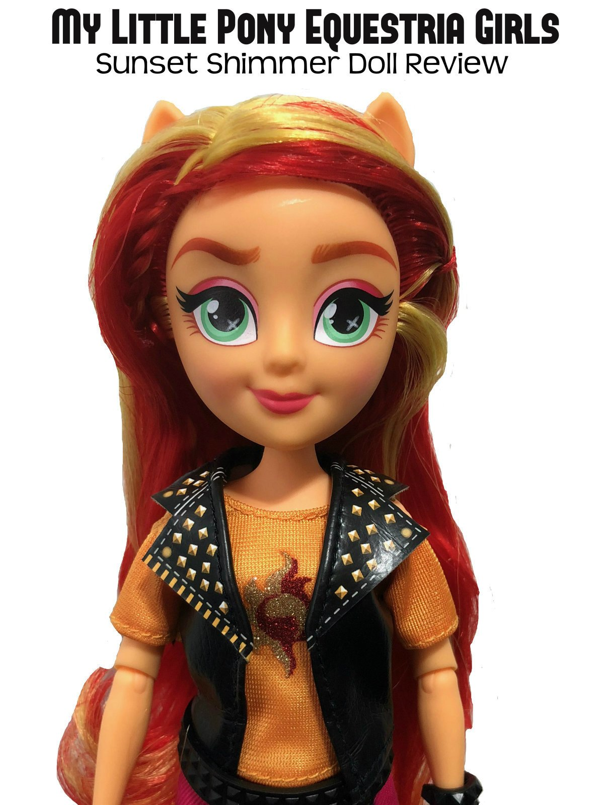 Review: My Little Pony Equestria Girls Sunset Shimmer Doll Review on Amazon Prime Video UK