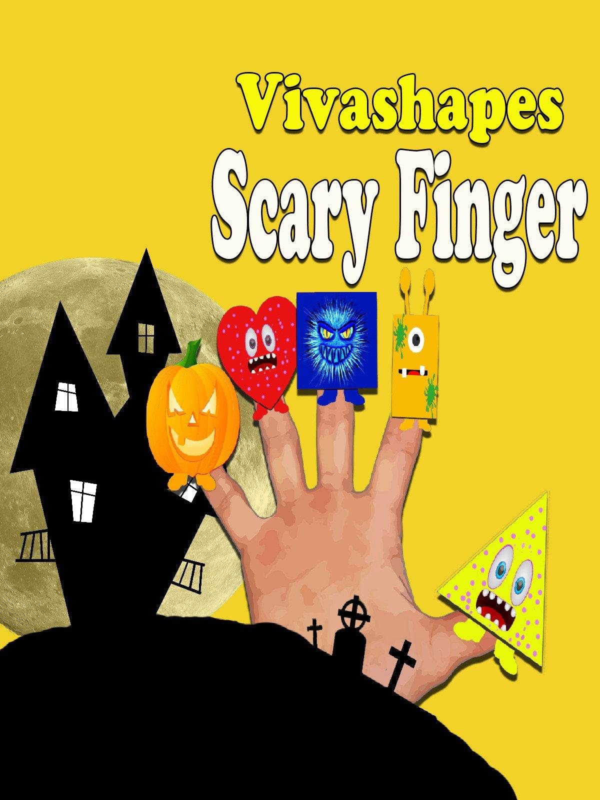 Vivashapes Scary finger.