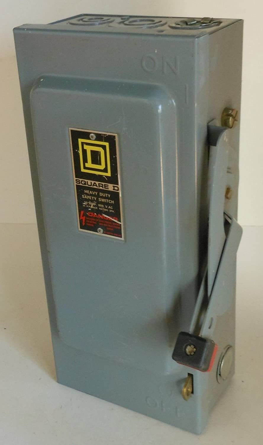 SQUARE D BY SCHNEIDER ELECTRIC - HU361 - FUSE SWITCH