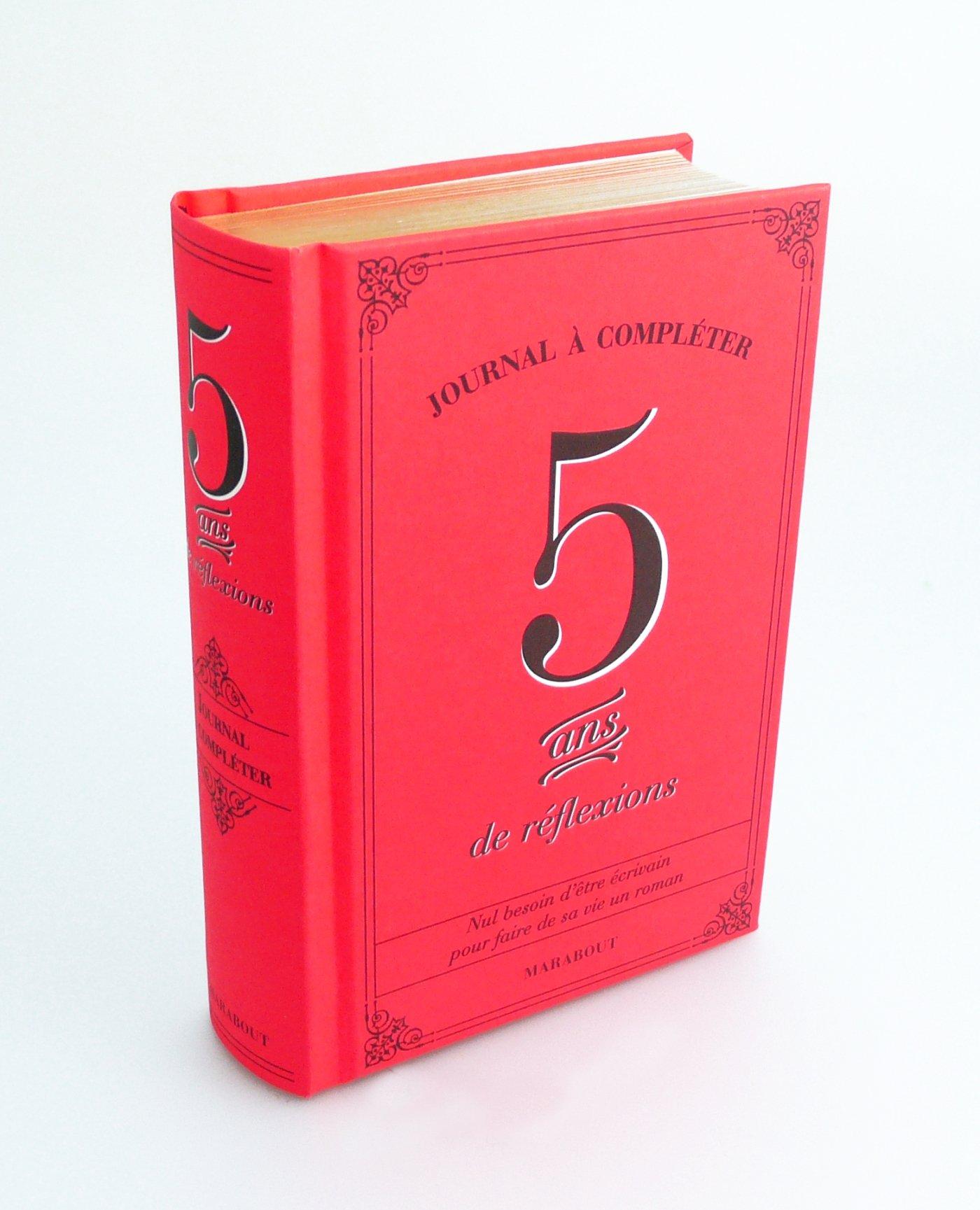 Cherche Un Titre De Livre Trouve 5 Ans De Reflexion