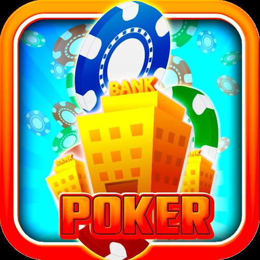 Bank Crashers Deal Poker Classic