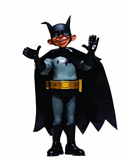 DC Direct - Just Us League of Stupid Heroes série 3 figurine Batman 15 cm