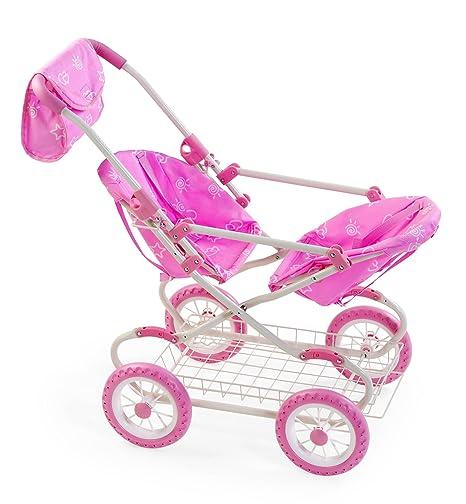 Arias Twin Stroller (Facing)