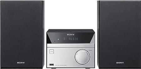 Sony CMT-SBT20 Chaîne Hifi 2 x 6W Bluetooth/NFC - Noir