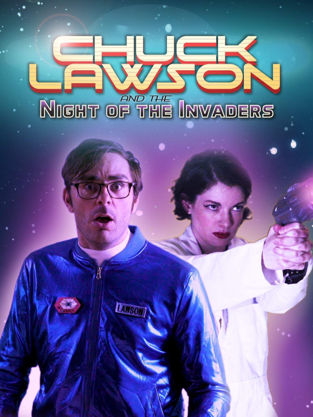 Chuck Lawson and the Night of the Invaders