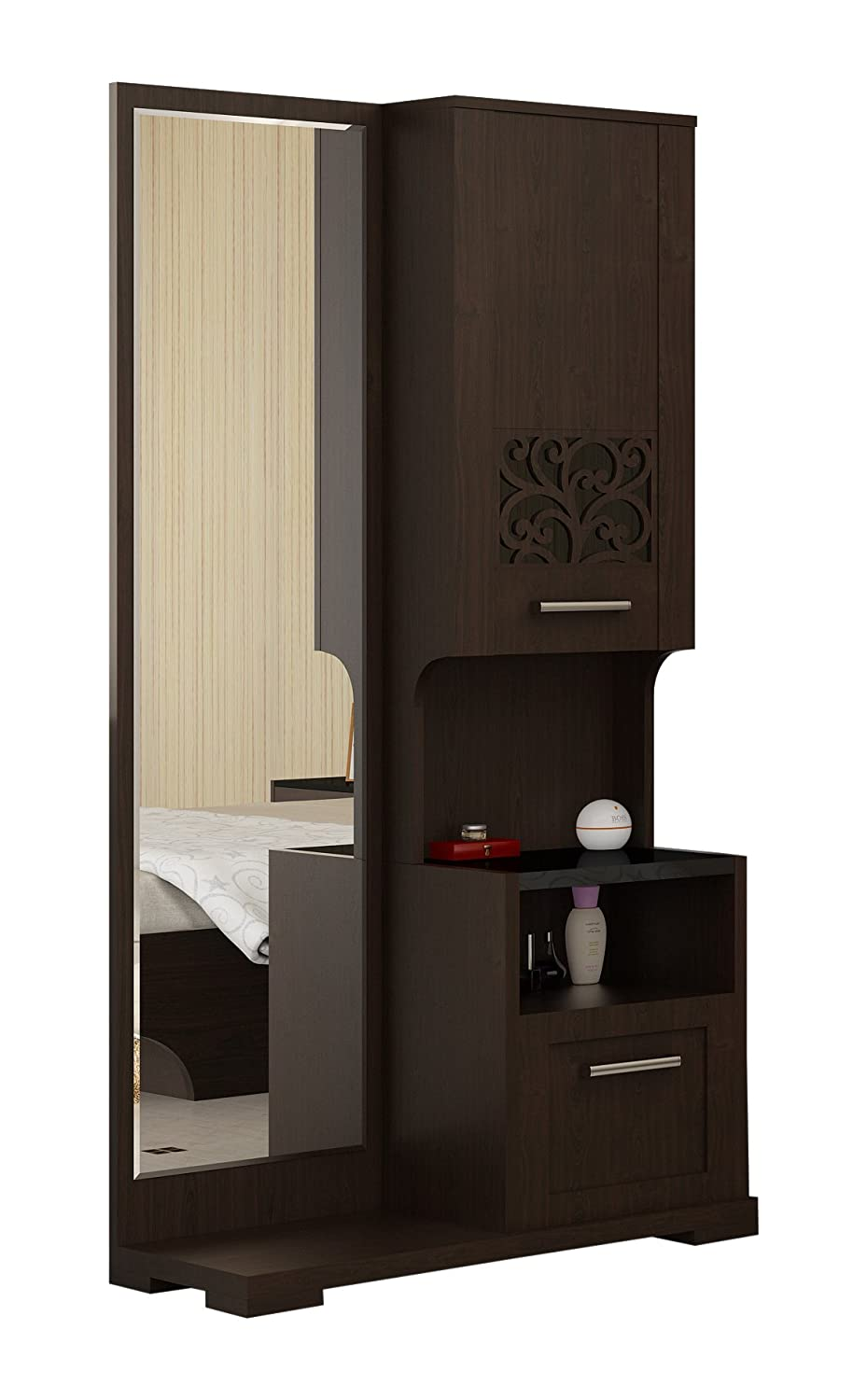 Indian Wardrobe Designs With Dressing Table | www.imgkid