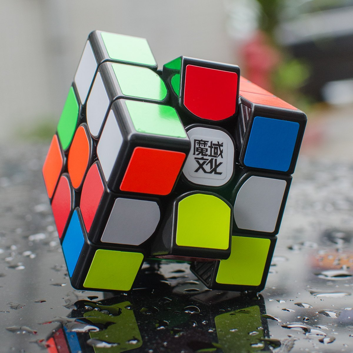 3x3 speed cube reviews Moyu weilong GTS